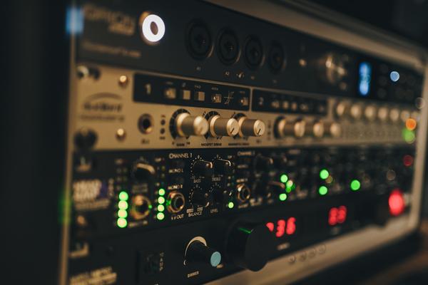 Le service enregistrement proposé par Medvedkine Studio